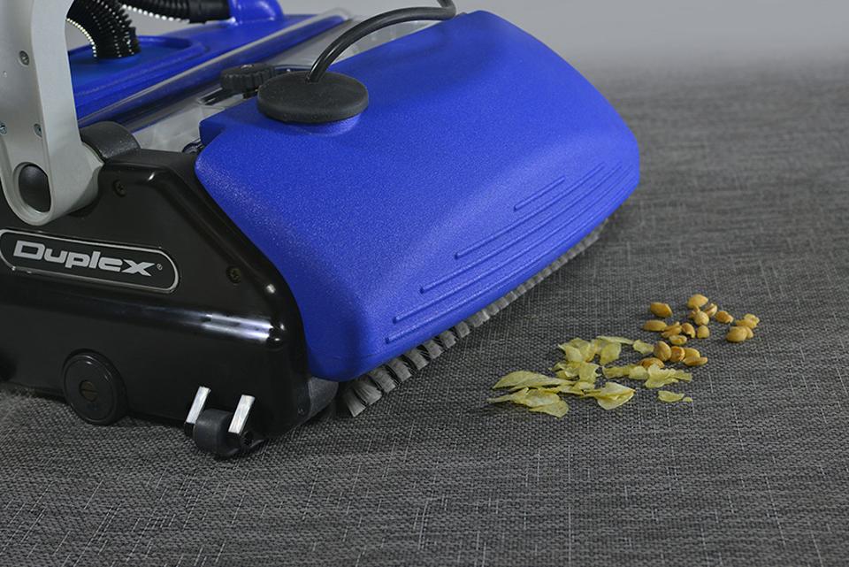 Duplex lithium evolve wash scrub dry flooring