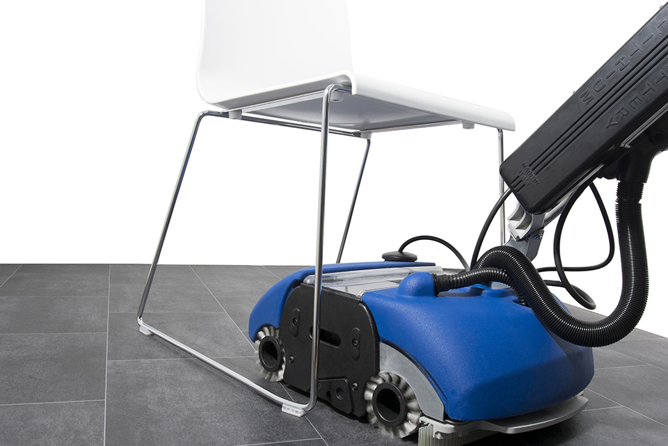 no-cordless and no-restriction in floor cleaning